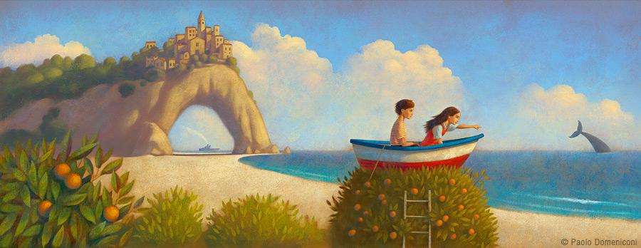 """""""L'isola di Cicero"""" - Coccole e caccole"""