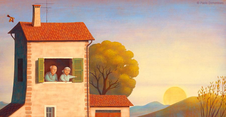 """""""Il trattore della nonna"""" - Giralangolo"""