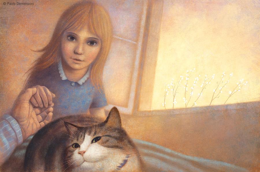 """""""Oscar il gatto custode"""" - Camelozampa"""